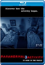 Paranormal Activity 3 Blu-Ray - WLBD124051 BDP
