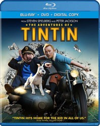 The Adventures Of Tintin: The Secret Of The Unicorn Blu-Ray - SLBD132479 BDP
