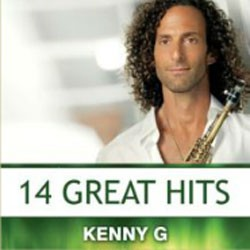 Kenny G - 14 Great Hits CD - CDSM525
