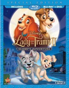 Lady and the Tramp II: Scamp's Adventure  Special Edition Blu-Ray - 10220380