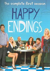 Happy Endings Season 1 DVD - 10220371