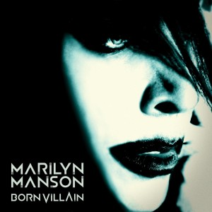 Marilyn Manson - Born Villain CD - SLCD 242