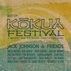 Jack Johnson - Jack Johnson & Friends: Best Of Kokua Festival CD - 06025 3701826