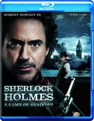 Sherlock Holmes: A Game Of Shadows Blu-Ray - Y31154 BDW