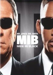 Men In Black DVD - 10225636