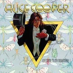 Alice Cooper - Welcome 2 My Nightmare CD - 06025 2780527