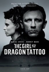 The Girl With The Dragon Tattoo DVD - 10225613