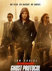 Mission Impossible: Ghost Protocol DVD - EL119913 DVDP