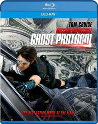 Mission Impossible: Ghost Protocol Blu-Ray - WLBD130609 BDP