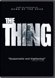 The Thing DVD - 03858 DVDI
