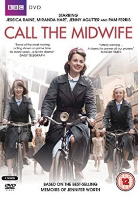 Call the Midwife: Series 1 DVD - LBBCDVD3577