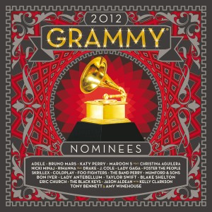 2012 Grammy Nominees CD - 06025 2790875