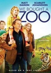 We Bought A Zoo DVD - 52215 DVDF