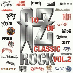 A To Z Of Classic Rock Vol. 2 CD - DGR1869