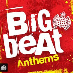 Big Beat Anthems CD - MOSCD288