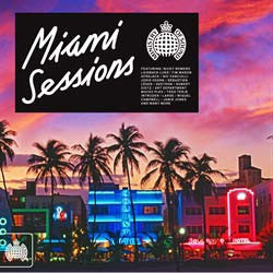 Miami Sessions CD - MOSCD283