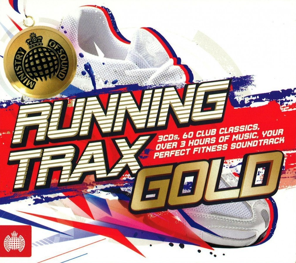 Ministry Of Sound: Running Trax Gold CD - MOSCD275