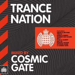 Ministry Of Sound Mixed By Cosmic Gate - Trance Nation CD - MOSCD278