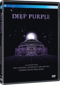 Deep Purple - In Concert With The London Symphony Orchestra DVD - 50363 6980699