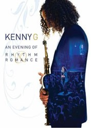 Kenny G - An Evening Of Rhythm And Roman DVD - EREDV753