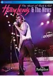 Huey Lewis & The News - The Heart Of Rock 'N Roll DVD - EVDVD084