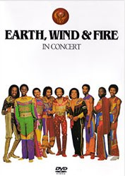 Earth, Wind & Fire - In Concert DVD - EVDVD002