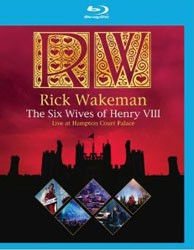 Rick Wakeman - The Six Wives Of Henry Viii Blu-Ray - ERBRD5036
