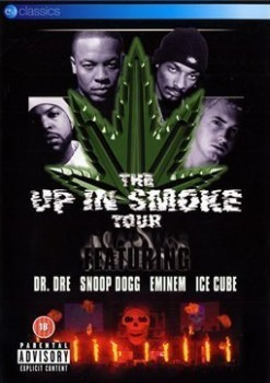 The Up In Smoke Tour DVD - EREDV182