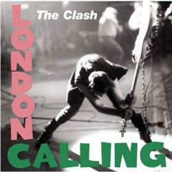 The Clash - London Calling - Reissued CD - CDANIC042