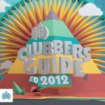 Clubbers Guide To 2012 CD - CDJUST 540