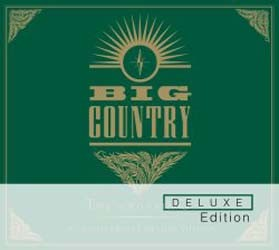 Big Country - Crossing (Deluxe Edition) CD - 06025 2789087
