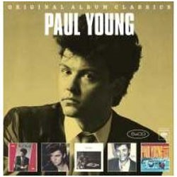 Paul Young - Original Album Classics CD - 88691902692