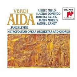 Aprile Millo , Plácido Domingo , Dolora Zajick , James Morris , Samuel Ramey - Aida Highlights CD - 88691929552
