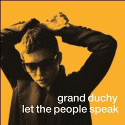 Grand Duchy - Let The People Speak CD - COOKCD 543
