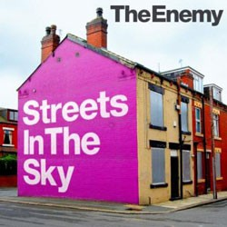 The Enemy - Streets In The Sky CD - COOKCD 553
