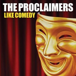 The Proclaimers - Like Comedy CD - COOKCD 560
