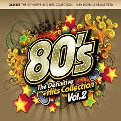 80's The Definitive Hits Collection Vol.2 CD - MBB 7111