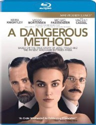 A Dangerous Method Blu-Ray - 56791 BDU