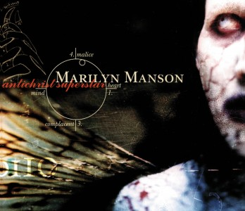 Marilyn Manson - Antichrist Superstar CD - 06069 4900862
