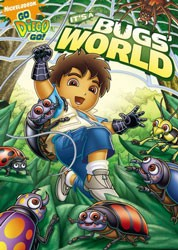 Go Diego Go:Its A Bug'S World DVD - EU116851 DVDP