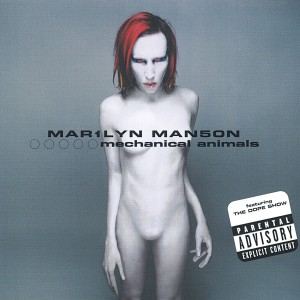 Marilyn Manson - Mechanical Animals CD - 06069 4902732