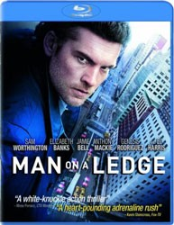 Man On A Ledge Blu-Ray - 03860 BDI