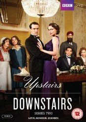 Upstairs Downstairs Series 2 DVD - BBCDVD-3557L