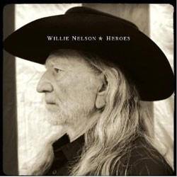 Willie Nelson - Heroes CD - 88691960482