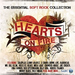 Hearts On Fire - The Soft Rock Collection CD - CDEMCJD 6653
