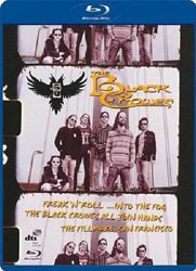 Black Crowes - Live At Fillmore Blu-Ray - ERBRD5003