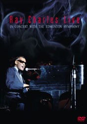 Ray Charles - In Concert With Edmonton Symphony DVD - EVDVD021