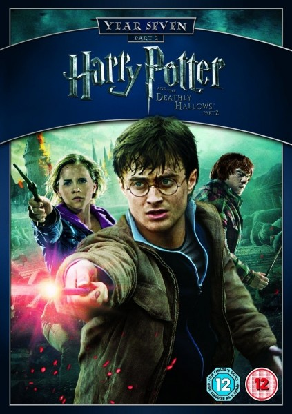Harry Potter and the Deathly Hallows: Part 2 DVD - Y28817 DVDW