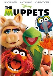 The Muppets DVD - 10220548