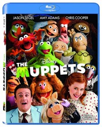 The Muppets Blu-Ray+DVD - 10220555